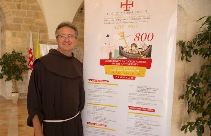 800 anni in Terra Santa, tre giorni di celebrazioni