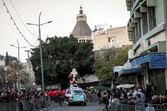 Immagini Natalizie Qumran.Israele A Natale Guarda Ai Suoi Cristiani Terrasanta Net