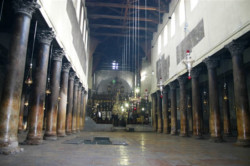 29 dicembre, la basilica della Natività chiusa per lite