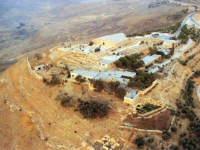 Una nuova comunità di frati presso il Memoriale di Mosè
