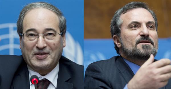 Pace per la Siria, a Ginevra 2 è stallo ma si continua a tentare