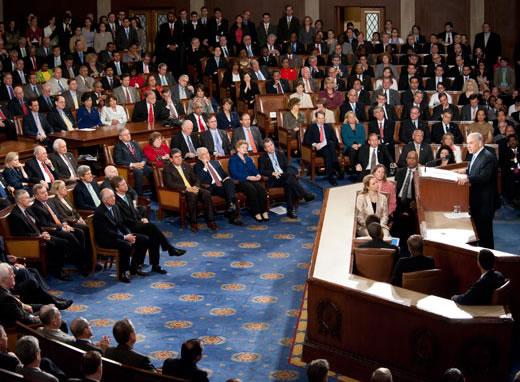 Netanyahu al Congresso Usa: Le mie condizioni per negoziare la pace