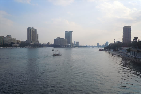 Egitto, allarme risorse idriche