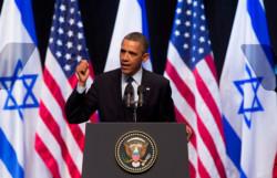 Gerusalemme, così parlò Obama