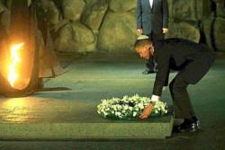 Obama a Gerusalemme