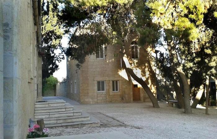 La foresteria del monastero di Santa Chiara, adibita a ospitale per i pellegrini. (foto Confraternita di San Jacopo di Compostella)
