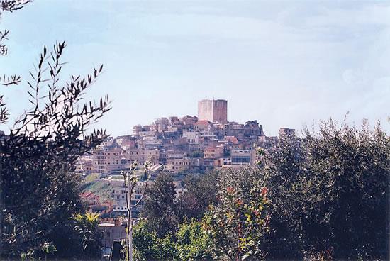 Siria. La bianca torre dei crociati