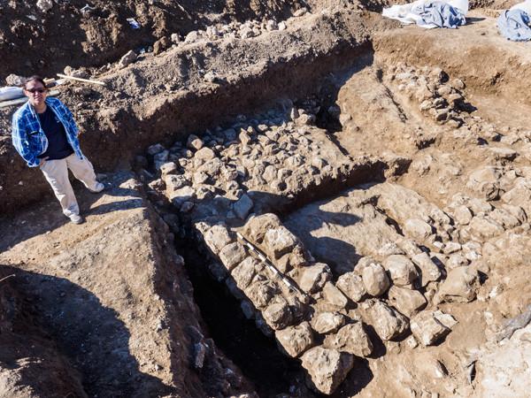 Gerusalemme invecchia di 2 mila anni