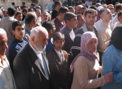 Sondaggi palestinesi