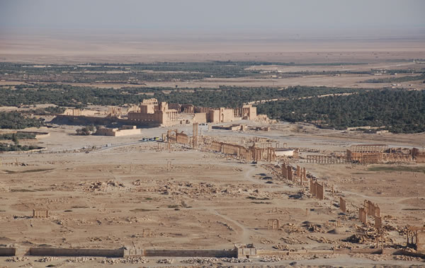 «Non solo Palmira, ma tutto il patrimonio archeologico di Iraq e Siria è a rischio»