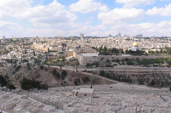 Gerusalemme e i suoi abitanti al 2010