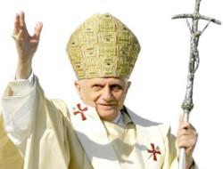 Benedetto XVI: Preghiamo per la Conferenza di Annapolis