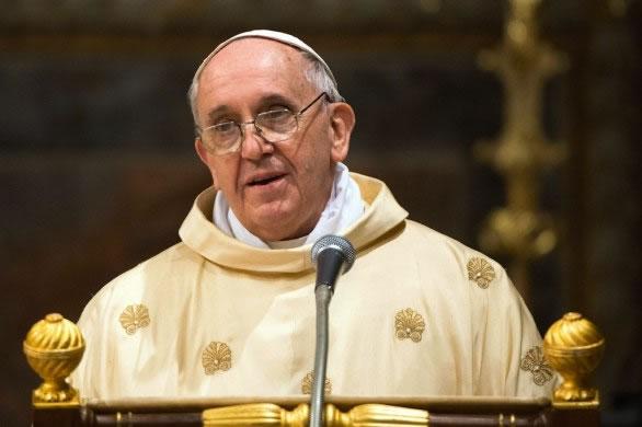 Il benvenuto degli ebrei a Papa Francesco