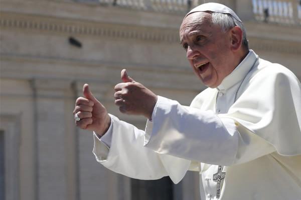 Papa Francesco atteso in maggio in Giordania, Israele e Territori Palestinesi