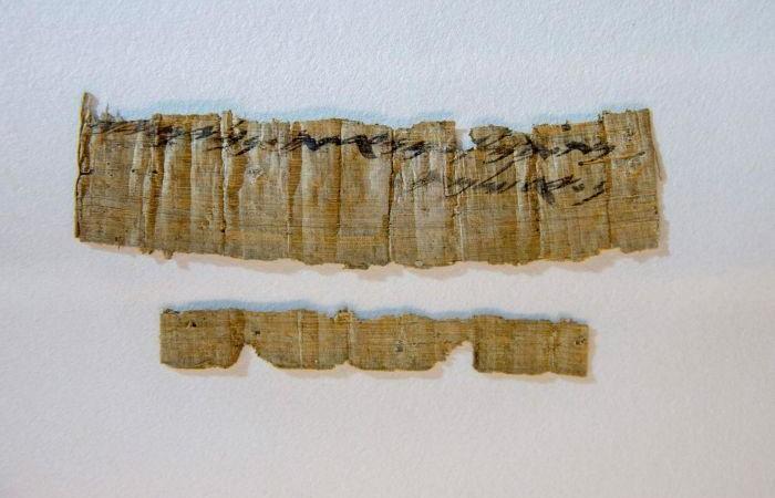 Gerusalemme citata in un papiro di 2.500 anni fa