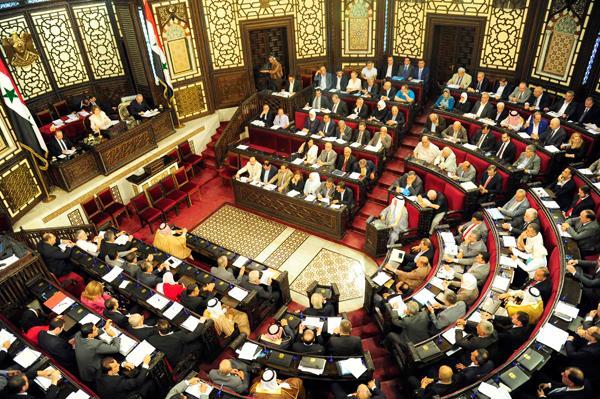 Damasco, un cristiano alla guida del Parlamento siriano
