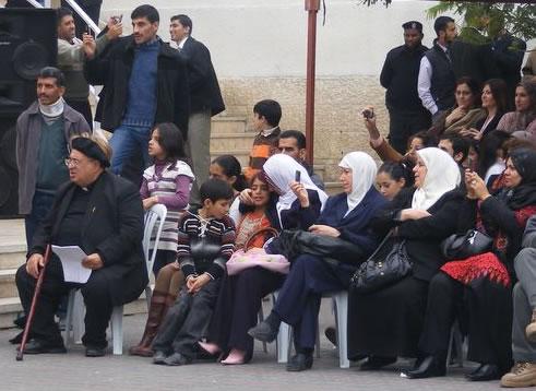 Il parroco di Gaza: Dio ci liberi dalla rabbia degli uomini