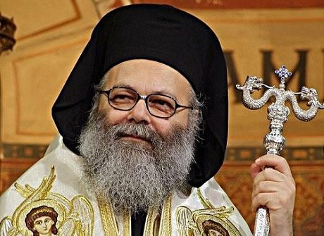 Si è insediato a Damasco il patriarca ortodosso d'Antiochia Youhanna X