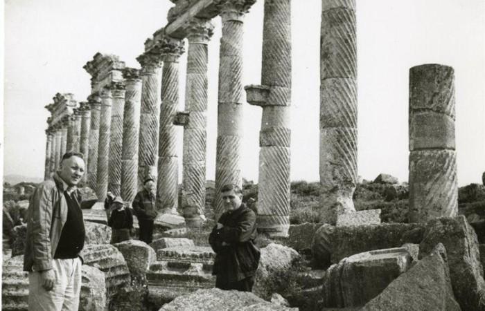 Un inventario fotografico delle prime chiese siriane