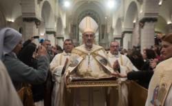 Natale a Betlemme: «Coraggio, Chiesa di Terra Santa!»