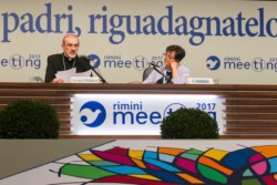 Pizzaballa a Rimini: «Noi, eredi di Dio senza paure»