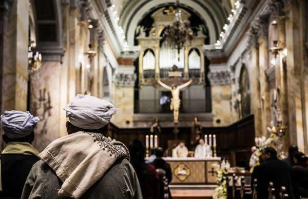 Pasqua a Gerusalemme, per molti copti non è più tabù