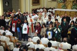Fiac: pellegrinaggio internazionale in Terra Santa