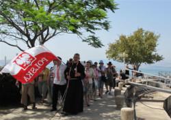 Nel 2011 calo dei turisti anche in Israele
