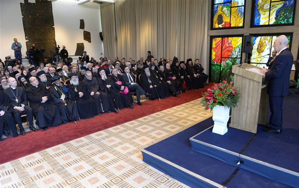 Secondo le statistiche governative cresce il numero dei cristiani in Israele