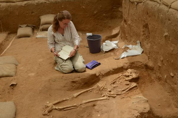 Tornato alla luce, in Israele, un cimitero filisteo