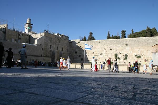Gerusalemme e l'urbanistica dei <i>blitz</i>