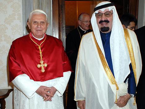 Il Papa andrà in Arabia?