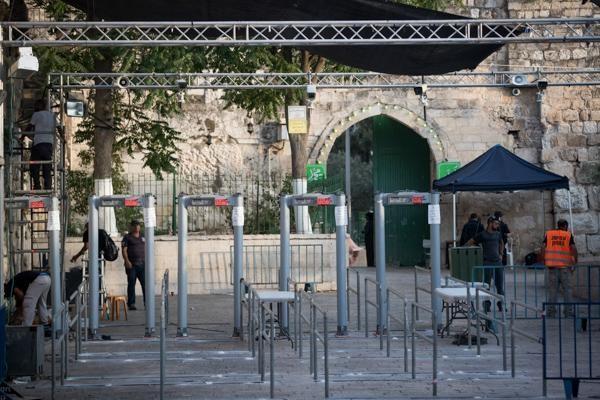 Spianata delle Moschee: la crisi rientra?