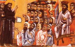 In tivù il racconto di san Francesco e il sultano