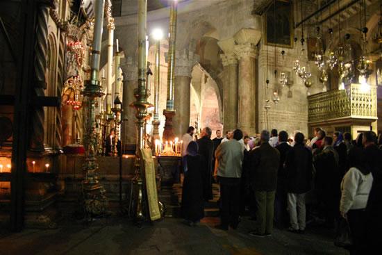 Il computo dei cristiani in Israele nel 2009