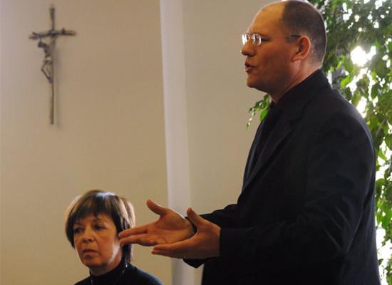 Il Premio Ragno 2007 al nostro direttore Giuseppe Caffulli