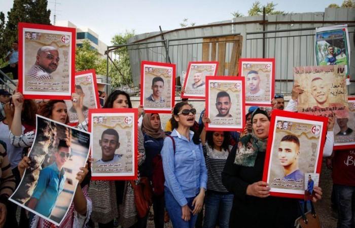 Palestina, lo sciopero della fame come forma di lotta