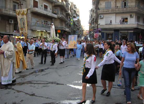 Arabesco siriano. Cristiani nel Medio Oriente inquieto