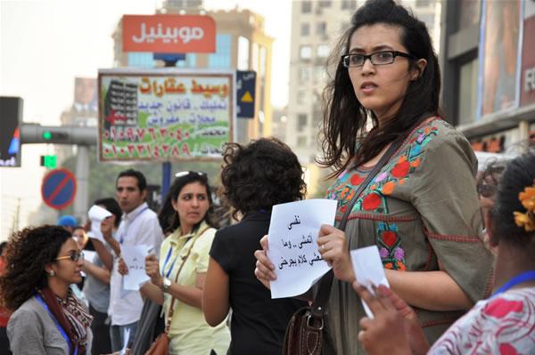Le organizzazioni femminili egiziane: Diciamo la nostra al presidente Morsi