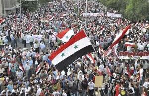 Il punto sulla Siria