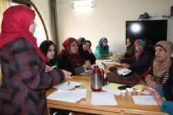 Palestina, quando le donne escono dall'angolo