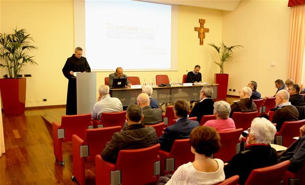 I volontari di Terra Santa a Roma per la loro Quarta giornata