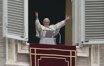 Il Papa: Imploro la fine della violenza in Terra Santa