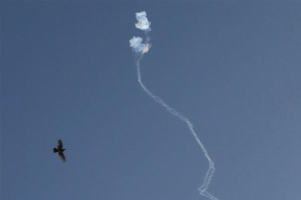 Salto di qualità per l'arsenale di <i>Hamas</i>
