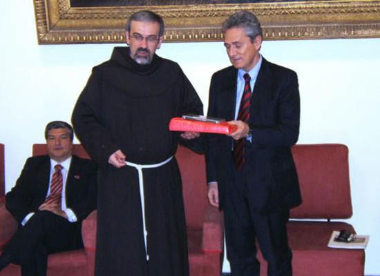 Il ministro Rutelli a San Salvatore