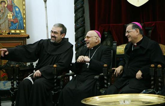 Esce di scena Sabbah, il primo patriarca latino di origini arabe