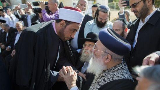 A Gerusalemme i leader religiosi dicono no a sangue e vendetta