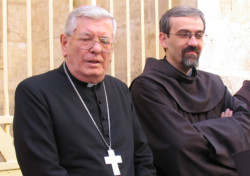 La scomparsa del nunzio Pietro Sambi. Un ricordo del padre Custode