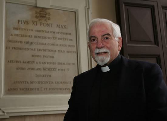 Padre Samir Khalil Samir: Con l'islam verso nuove sfide