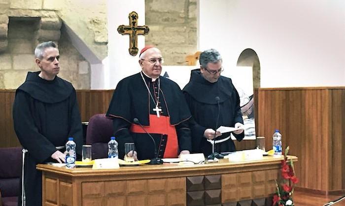 800 anni. Il saluto del Papa e le parole del card. Sandri